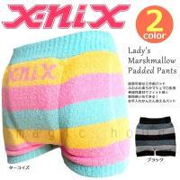 ◆ X-niX エクスニクス レディース スノーボード ヒップ プロテクター 洗える  けつパッド ...