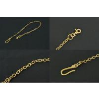 (SALE) LAUNCH BASIC TRADE ラウンチベーシックトレード BRASS HOOK WALLET CHAINブラス フックウォレットチェーン真鍮 ウォレットチェーン(ロング)BRASS(真