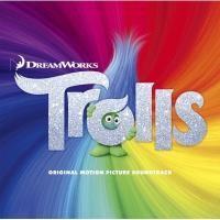 ジャスティン・ティンバーレイクが音楽面を担当した映画『トロールズ』のサントラ。全米1位を獲得した「キ...