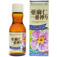 低温圧搾一番搾りの亜麻仁油です。オメガ3高含有。今話題の、栄養満点スーパーフード 低温圧搾一番搾りの...