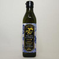 成城石井オリジナル商品コールドプレス法で搾油した一番搾りのカナダ産アマニ油です。今、注目のアマニ油に...