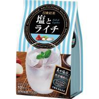 口の中に広がる奥深く魅惑的なライチの香りと、沖縄産の海塩をほどよく効かせた爽やかな後味。涼やかな色合...