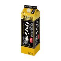 甕(かめ)貯蔵酒を使用した芋焼酎らしい香りとコク、まろやかな深み。黒麹で仕込んだ粗濾過(あらろか)原...