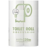 古紙パルプ100%で、国内メーカー製造。 省スペースで交換の手間を省く倍巻きタイプ。 2倍巻 トイレ...