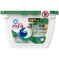 アリエール リビングドライジェルボール3D 本体 1個(18粒入) 洗濯洗剤 P&G