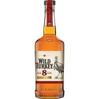 『ワイルドターキー 8年』は伝説のマスターディスティラーが造る、禁酒法以前からの味わいにこだわったワ...