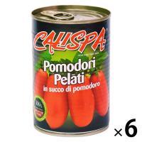 南イタリア産完熟トマトを果実のまま湯むきしてトマトジュースと一緒に缶詰にしました。自然な甘みと酸味が...