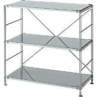 汎用性の高いシェルフです。(本商品は組み立てが必要です。) 汎用性の高いシェルフです。(本商品は組み...