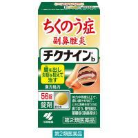 ちくのう症(副鼻腔炎)、慢性鼻炎を改善する内服薬です9種類の生薬からなる漢方「辛夷清肺湯」の働きで、...