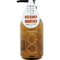 「cureamino(キュアミノ) リバイタライズシャンプー 500ml」は、髪への優しさを基本に、...