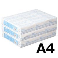 国産品がこの価格 日本製。 コピー用紙 マルチペーパー スーパーホワイトJ A4 1セット(1500...