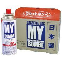 日本製で安全安心 日本製で安全安心 ガス/ガス缶/マイボンベL 1パック(3本入) 調理器具/ガス