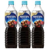 「ネスカフェ エクセラ ボトルコーヒー 無糖」は、アイスコーヒーをご家族みんなで飲む方やゴクゴク飲み...