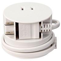 日本の家電製品を海外で使うための変圧器です。110〜130V地域と220〜240V地域の電圧を100...