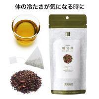 紅茶をベースに紫蘇葉や薔薇、紅花を配合したほのかな花の香りがうれしいお茶です。素材のエキスがぎゅっと...