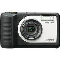 リコー 防水・防塵・業務用デジタルカメラ G800 G800 1台 (直送品)