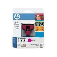 HP(ヒューレット・パッカード) HP 177 インクカートリッジ マゼンタ C8772HJ 1個 ...