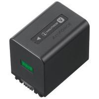 コンパクトで扱いやすいスタミナ高容量タイプ ソニー リチャージャブルバッテリーパック NP-FV70...