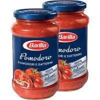 バリラのポモドーロソースはパスタはもちろん、万能トマト調味料として煮込み料理やハンバーグにも大活躍。...