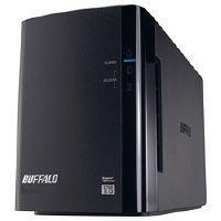 バッファローの外付けHDDは、USB3.0対応で高速な外付けHDDです。2ドライブでデータを守ります...