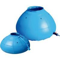 コンパクトに収納でき、持ち運びも簡単。保管・備蓄に最適です。 ウォータータンク 2000l 4327...