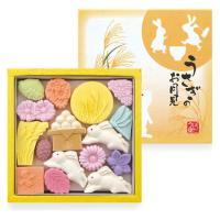 独特の風味・口溶けの良さ、淡白さが和三盆(和三宝)の大きな特徴です。十五夜と結びつきのあるウサギを中...