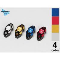 1個セットです。※経年劣化により、アルマイトの色合いが変化することがあります。●対応車種・GROM(...