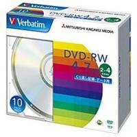 """【商品解説】 """" ≪Verbatimブランド≫ 書き換え可能なDVDメディア。DVD−RW対応ドライ..."""