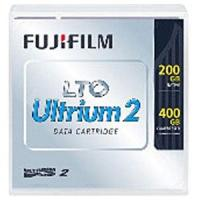 "【商品解説】 ""記録容量(圧縮時):200GB(400GB)""  LTO Ultrium 2 データ..."