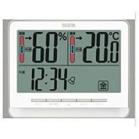 【商品解説】 ●温度・湿度の快適レベルを5段階でお知らせ  ●過去の最高・最低温湿度を表示  ●アラ...