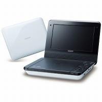 【スペック】 ●液晶パネルサイズ(画素数):7V(480×234画素) ●再生可能ディスク:DVDビ...