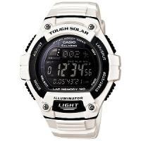 【商品解説】 ●10気圧防水仕様を備えたソーラー時計です。 ●ラップタイムを計測できます。