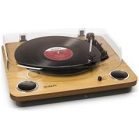 【商品解説】 ●Max LPは、レコードの再生、PCとUSB接続しレコード音源をデジタル音楽ファイル...