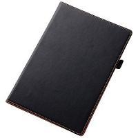 【商品解説】 〔Xperia Z4 Tablet用:ケース スタンド〕 持ち運び時には前面の蓋が画面...