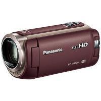 パナソニック SD対応 32GBメモリー内蔵フルハイビジョンビデオカメラ HC‐W580M‐T (ブラウン)