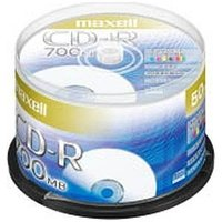 【商品解説】 ●48倍速対応「CD−R」 ●インクジェットプリンター対応 ●内径41mmまで印刷でき...