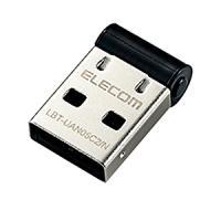 エレコム Bluetooth4.0 USBアダプター(Class2) LBT‐UAN05C2/N