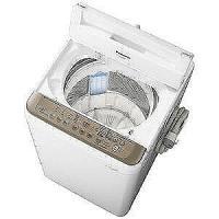 【スペック】 ●洗濯・脱水容量: 7kg ●乾燥容量: 化繊2kg(送風乾燥) ●標準使用水量: 定...