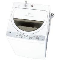 東芝 全自動洗濯機 (洗濯7.0kg) AW-7G6-W グランホワイト(標準設置無料)