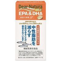 アサヒグループ食品 ディアナチュラゴールドEPA&DHA60日 DNGEPA&DHA60ニチ(60