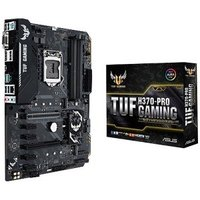 ASUS ゲーミングマザーボード Intel H370チップセット搭載 LGA1151対応 TUF H370-PRO GAMING [ATX]