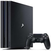 ソニーインタラクティブエンタテインメント PlayStation4 Pro ジェット・ブラック 1TB CUH-7200BB01
