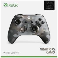 マイクロソフト Microsoft Xbox ワイヤレス コントローラー (ナイト オプス カモ) WL3-00160