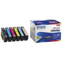 エプソン EPSON (純正)インクカートリッジ(6色パック) ITH-6CL