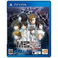 バンダイナムコゲームス PS Vitaソフト M3~ソノ黒キ鋼~///MISSION MEMENTO MORI