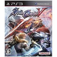 バンダイナムコゲームス PS3ソフト ソウルキャリバーV