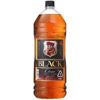 ブラックニッカクリア(BLACK NIKKA Clear) ペットボトル 4.0L ウイスキー