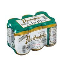 ノンアルコールビール ヴェリタスブロイ PURE&FREE 330ml×6本 ビールテイスト飲料