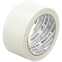 「現場のチカラ」  養生テープ  半透明 幅50mm×25m アスクル 1巻