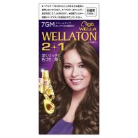 ウエラトーン2+1 クリームタイプ 7GM  医薬部外品 (おしゃれな白髪染め)
